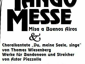 Tango-Messe in Neinstedt